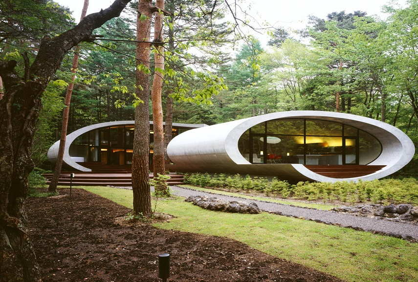 Organic Architecture organic architecture – the art of sustainable living | widewalls