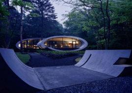 ARTechnic architects - Shell. Image via idesignarch.com