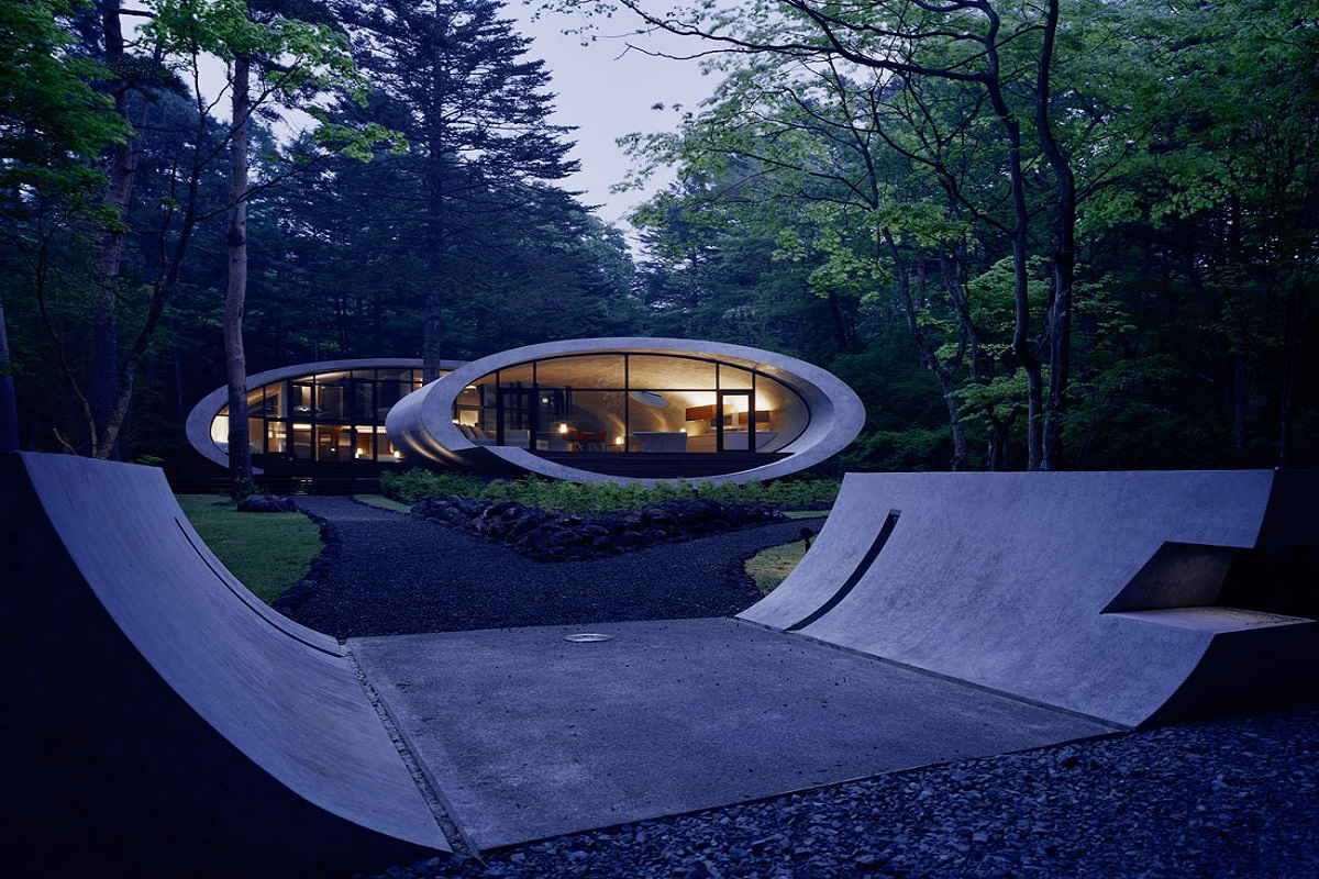 Organic Architecture The Art of Sustainable Living WideWalls