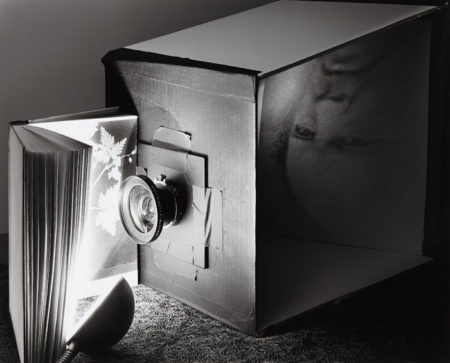Abelardo Morell-Book and Camera: In Memory of Fox Talbot-1999