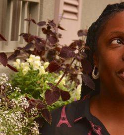 Abigail Ekue's Portrait - image via everup.com