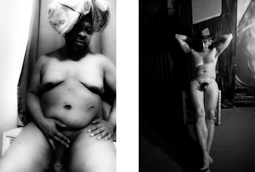 from Messiah tasteful male nude picture