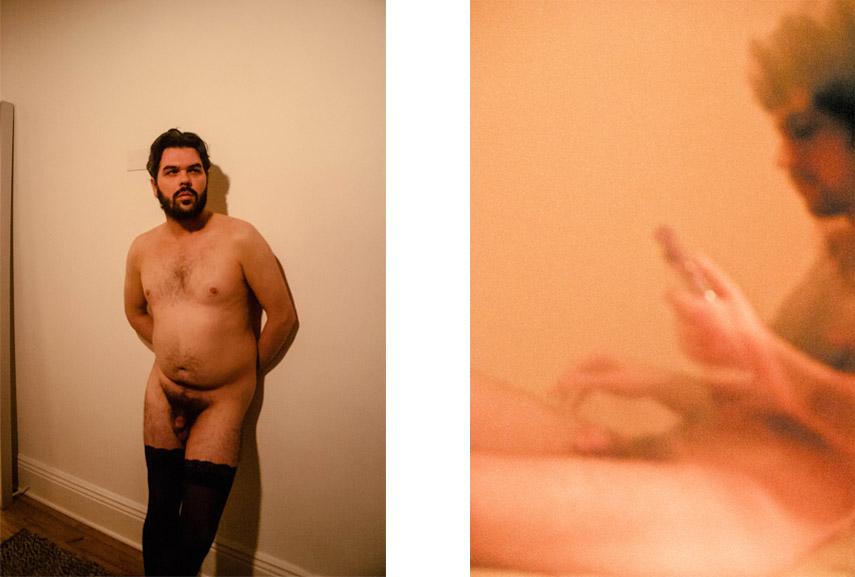 The Tasteful male nude pics
