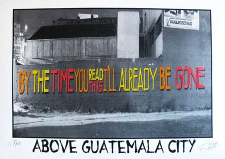 Above Guatemala City (City Series)-2011