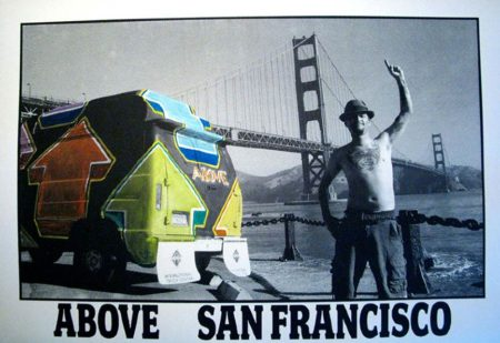 Above-Above: San Francisco (City Series)-2010