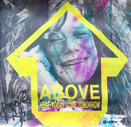 Above-Janis Joplin (H.T.G.T. Series)-2011