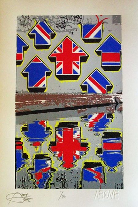 Above-Union Jack Arrows (Normal Edition)-2009