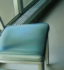 Ada Sadler - UC Berkeley Chair #19, 2012 (detail) - Courtesy of Dolby Chadwick Gallery