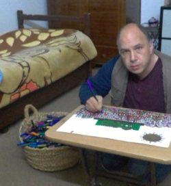 Adib Fattal - portrait