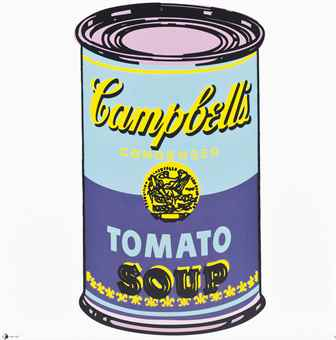 Andy Warhol-After Andy Warhol - Campbell's Soup-