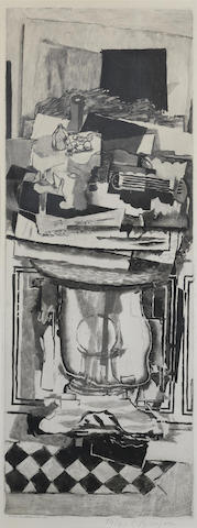 After Georges Braque - Nature Morte-1923