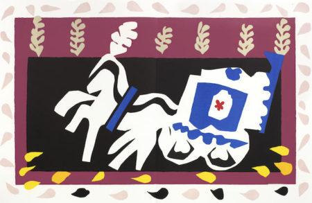 Henri Matisse-After Henri Matisse - Jazz-2004