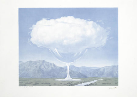 After Rene Magritte - Corde Sensible-
