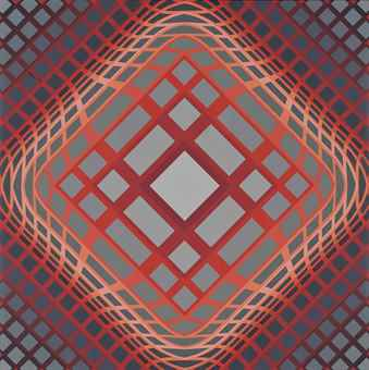 Victor Vasarely-After Victor Vasarely - Dell-Surk-1960