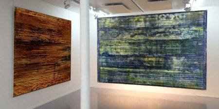 Aharon Gluska - Between the lines, 2015 2012 and 2011