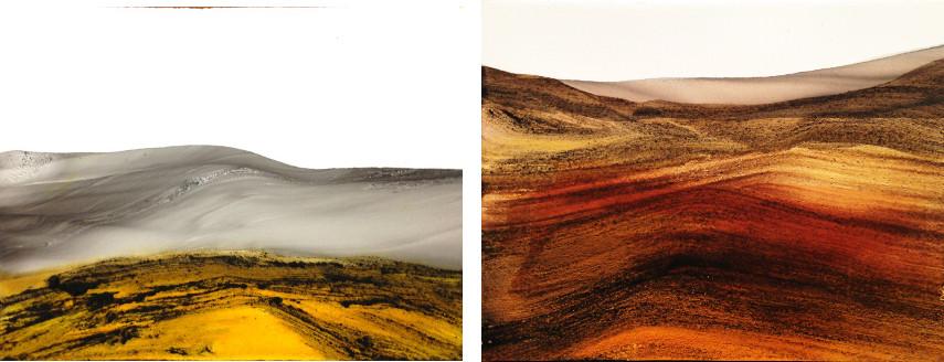 Aharon Gluska - Imagined Landscapes