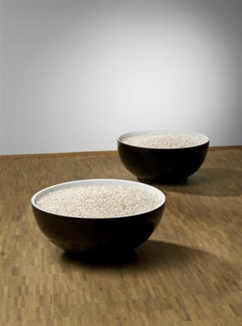 Ai Weiwei-Bowl of Pearls-2006