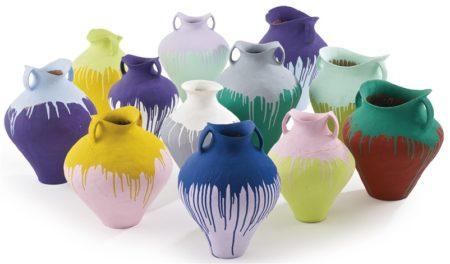 Ai Weiwei-Coloured Vases-2006