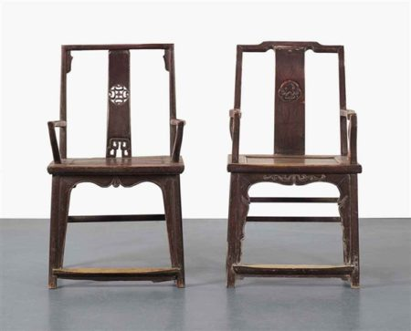 Ai Weiwei-Fairytale Chairs-2007