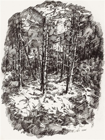 Ai Weiwei-Forest-1979