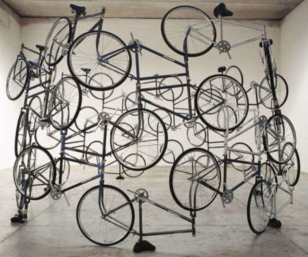 Ai Weiwei-Forever Bicycles-2003