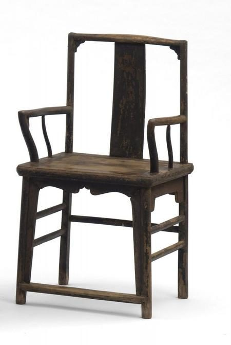 Ai Weiwei-Stuhl, Quing-Dynastie (1644-1911)-
