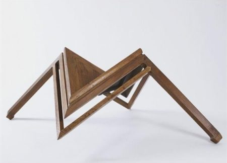 Ai Weiwei-Table with Two Legs-2005