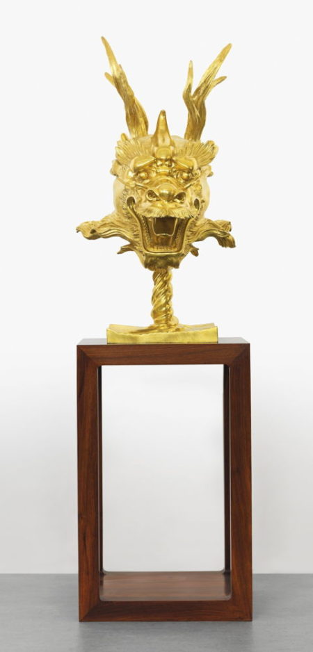 Ai Weiwei-Zodiac Head - Dragon-2010