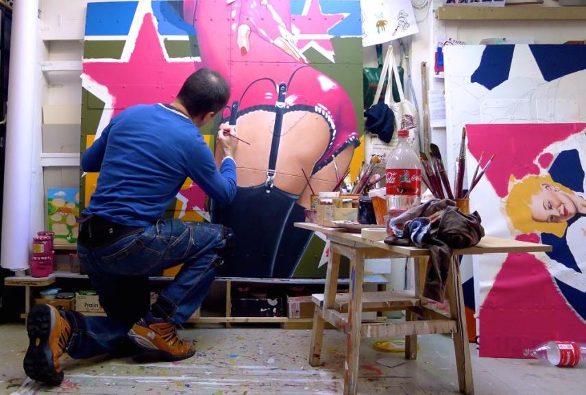 French Art Studio
