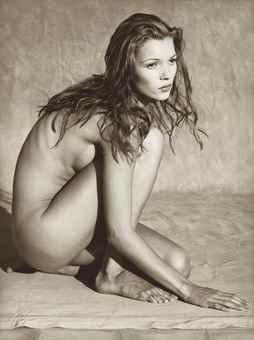 Albert Watson-Kate Moss, Marrakech-1993