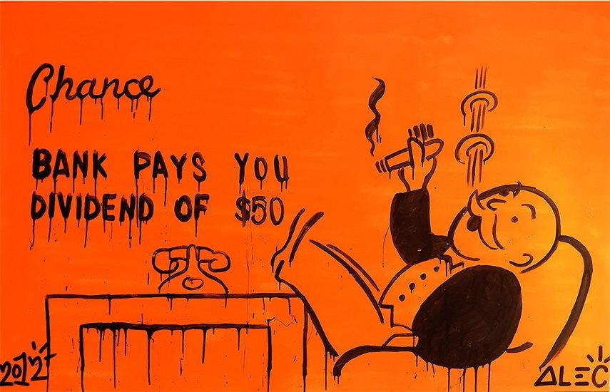 Alec Monopoly 2013  rich  gallery  english  log  piece