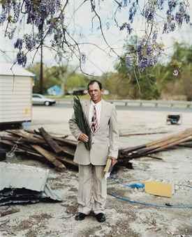 Alec Soth-Patrick, Palm Sunday, Baton Rouge, LA-2002