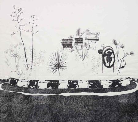Traffic Island-2006
