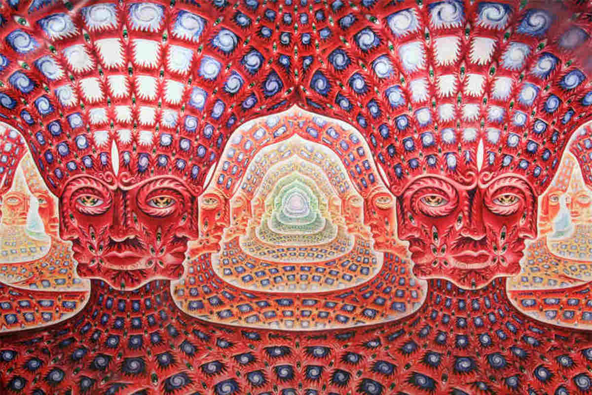 Hippie tapestry wallpaper images wall tapestries - Psychedelic Artists To Alter Your Sound Mind Widewalls