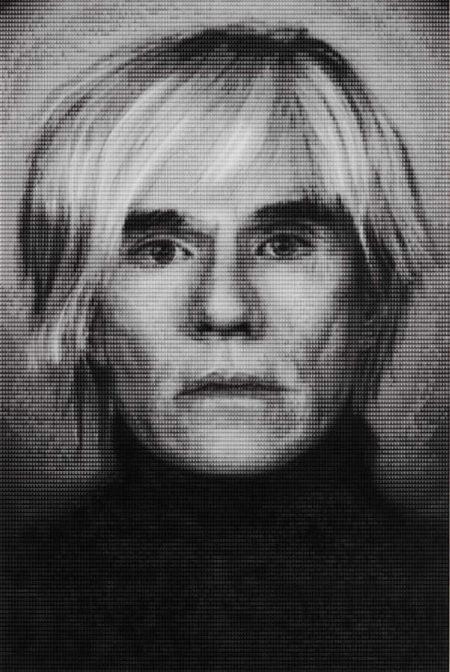 Alex Guofeng Cao-Warhol vs. Mao-2010