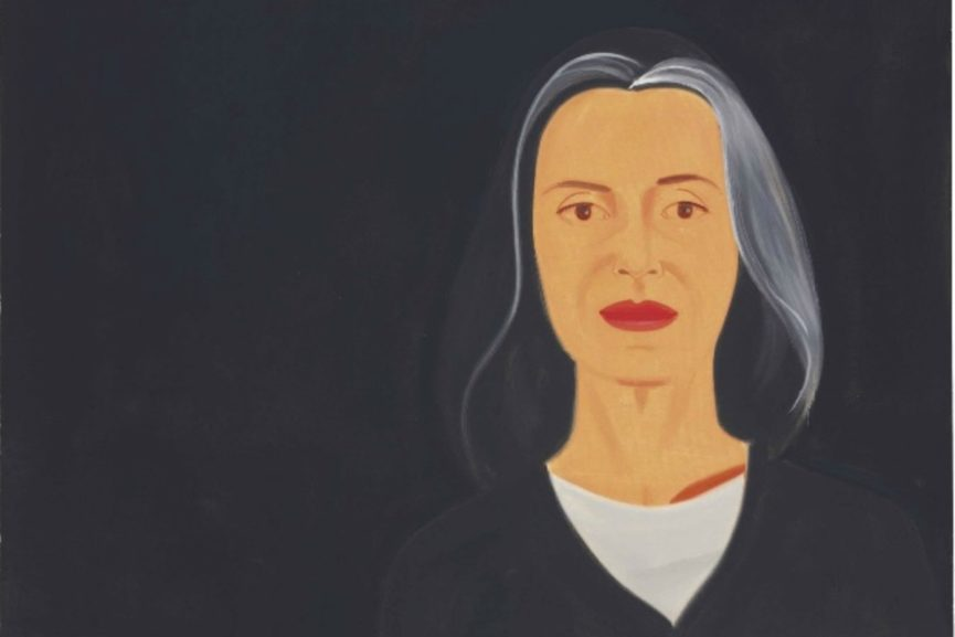 Top Selling Alex Katz Paintings at Auctions