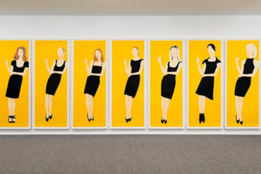 New Alex Katz Silkscreens in Germany for the First Time!