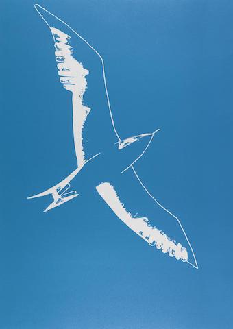 Alex Katz-Seagull-2012