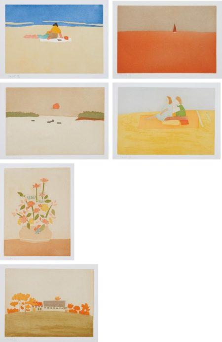 Alex Katz-Small Cuts-2009