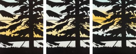 Alex Katz-Twilight Series-2010