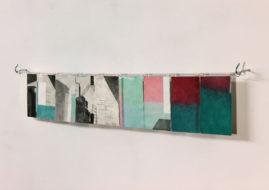 Alex Thompson - Wall piece untitled