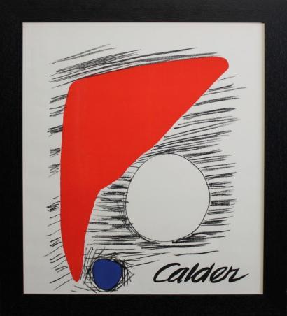 Alexander Calder-Composition-