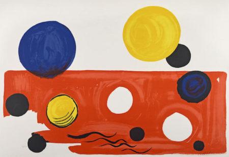 Alexander Calder-Landscape-1975