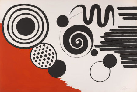 Alexander Calder-The Way to the Word-1970