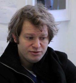 Alexander De Cadenet portrait