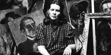 Alice Neel - Portrait