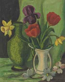 Alice Neel-Still Life-1960