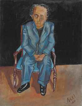 Alice Neel-Untitled-1962