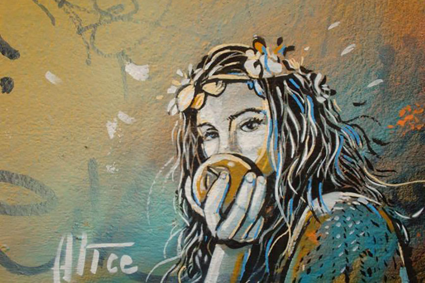Alice Pasquini search flickr alicepasquini like english video instagram new rome