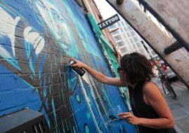 Alice Pasquini Interview